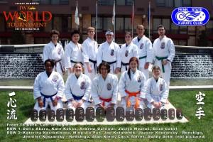 PSKC IWKA 2011 Competitors