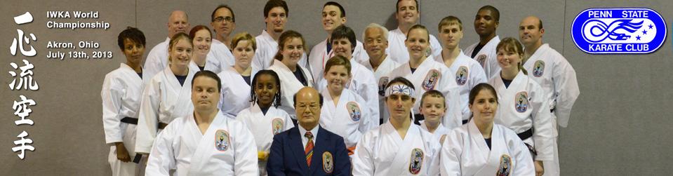 Penn State Karate Club